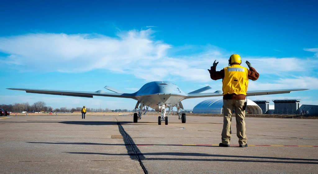 The MQ-25 of Boeing for the US Navy Will Be Equipped with Rolls-Royce Engines