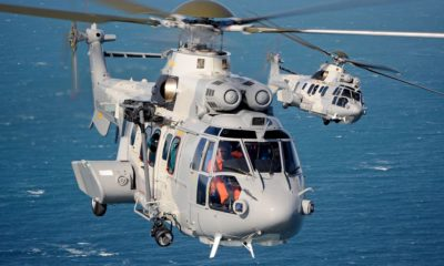 The Royal Thai Air Force Will Add Four New Airbus H225M Helicopters to Its Fleet