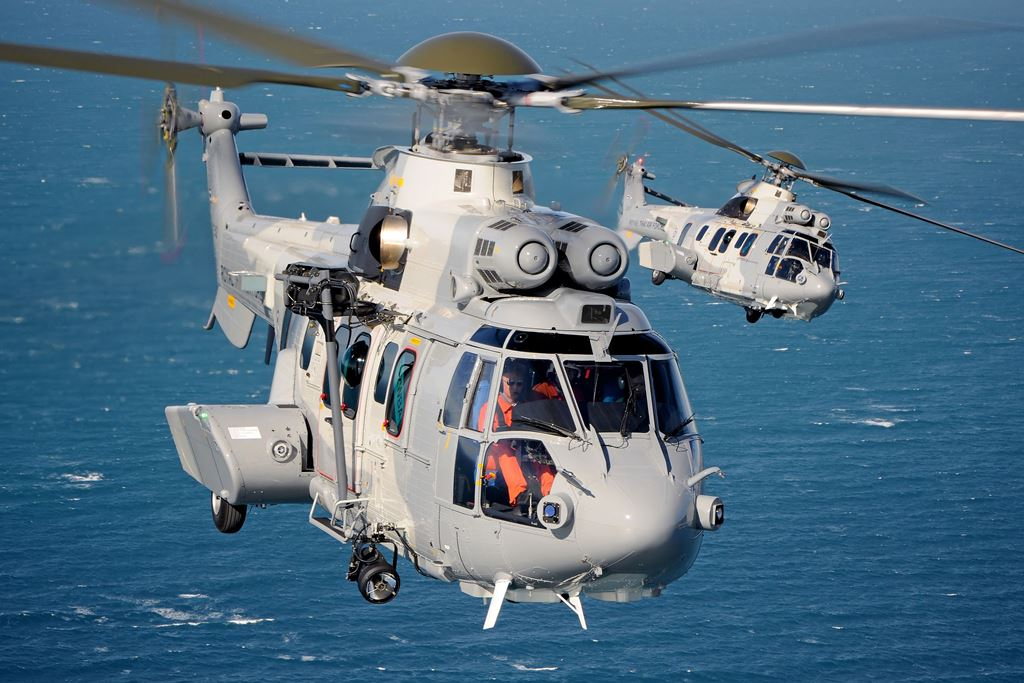 the-royal-thai-air-force-will-add-four-new-airbus-h225m-helicopters-to-its-fleet