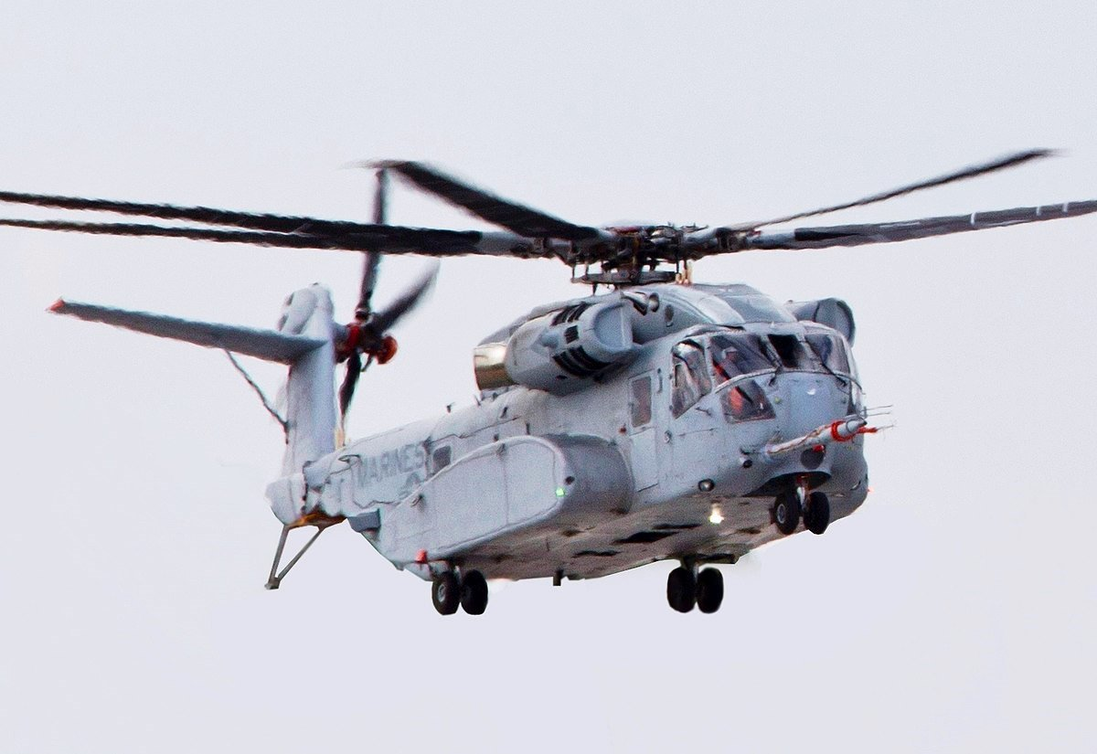 tpg-will-provide-crew-protection-kit-for-the-new-marine-corps-ch-53k