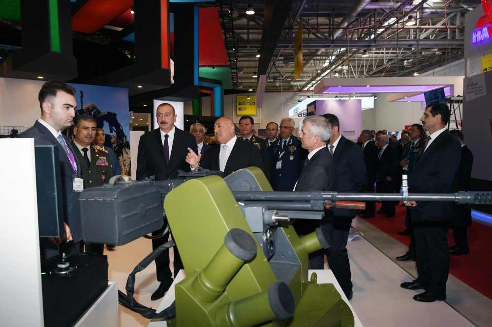 Azerbaijan Held the Third International Defense Exhibition ADEX 2018