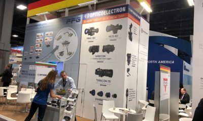 Big Interest in the SWIR Technology of Opticoelectron at the AUSA Exposition
