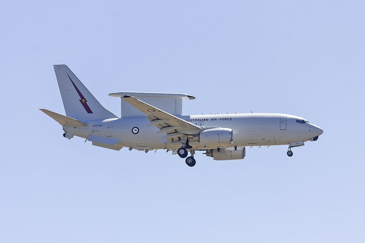 Britain Confirms a Possible Single-Source Procurement for Boeing E-7 Wedgetail Aircraft