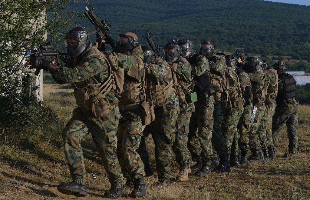 "Bulgarian Special Forces Host the В-9 CJSE ""Thracian Sword 18"""