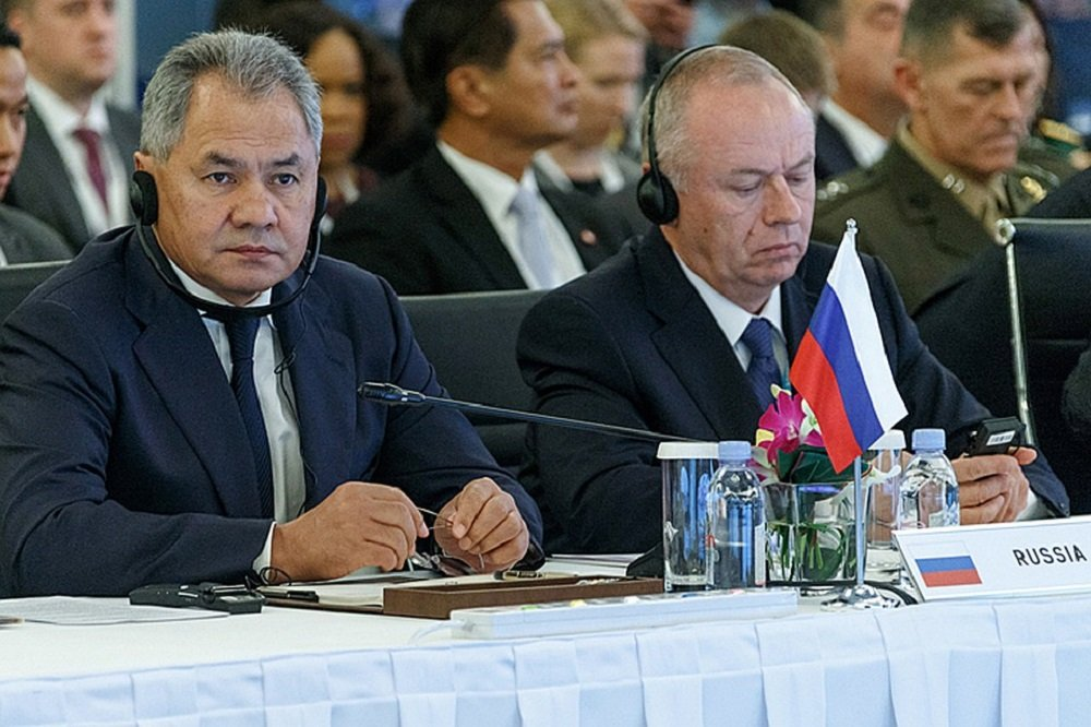 Russia's Minister of Defence Attended the 5th ASEAN Defence Ministers' Meeting-Plus in Singapore