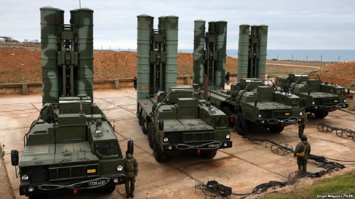Turkey will Start Deployment of the Russian S-400 systems in October 2019