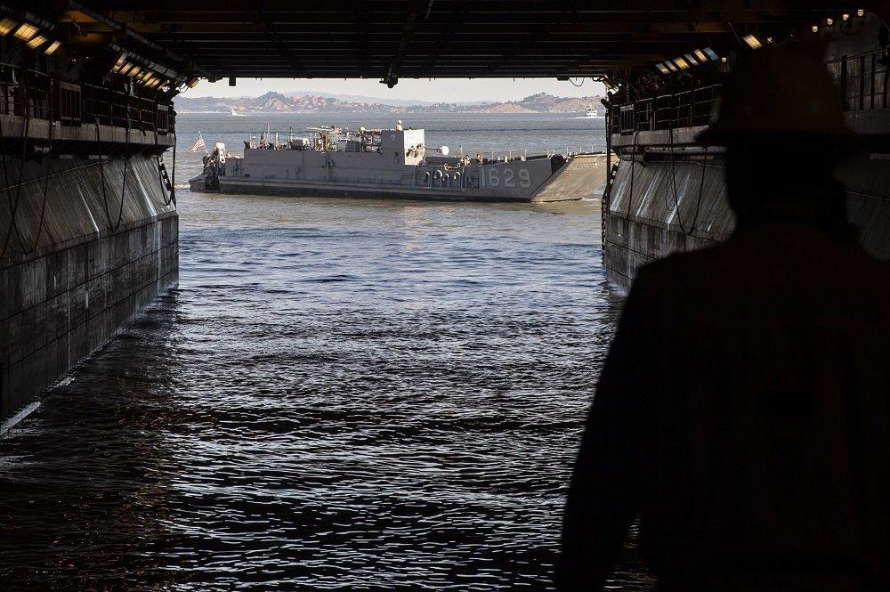 USS Bonhomme Richard visits San Francisco Fleet Week
