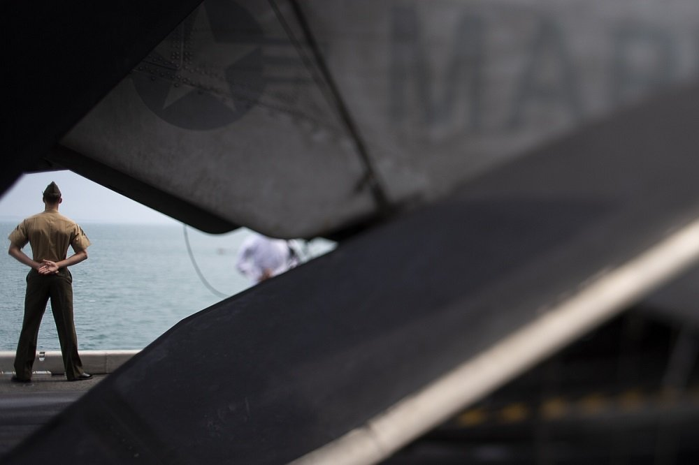 31st MEU Marines, Sailors depart Singapore, bid farewell to Lion City