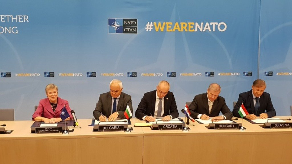 a-bulgarian-delegation-participated-in-the-october-2018-meetings-of-nac-in-brussels