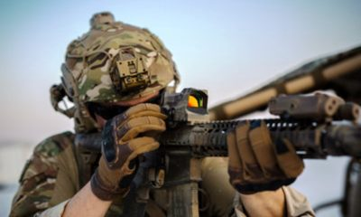 """A New Rifle Sight of Raytheon ELCAN Offers """"a Much Clearer and Less Grainy Image"""""""
