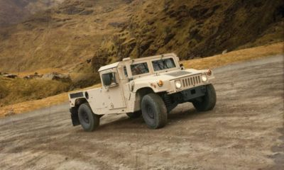 AM General Will Support the Modernization of the US Army through 740 New HMMWVs