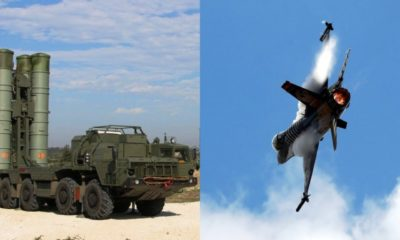 India May Avoid US Sanctions for the S-400 Deal if It Purchases US F-16 Fighters