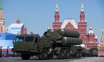 India Will Soon Acquire Five S-400 Triumf Air Defence Systems from Russia