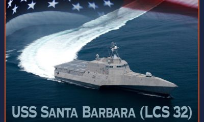 The Newest Independence Variant Littoral Combat Ship Named by Secretary of the Navy