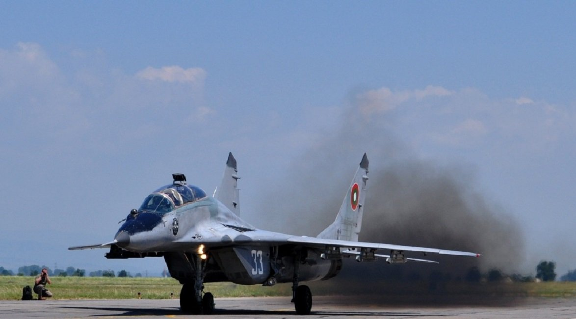 Bulgaria's Council of Ministers Has Approved MiG-29 and Su-25 Investment Projects