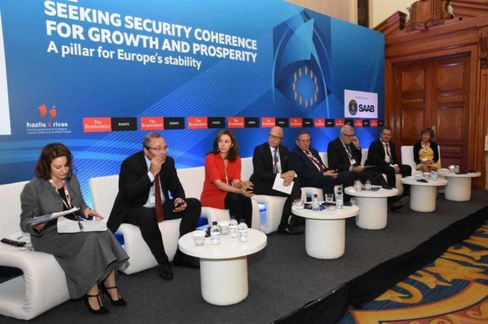 Bulgarian Deputy Defence Minister Spoke on EU Defence Initiatives at The Economist Magazine Conference