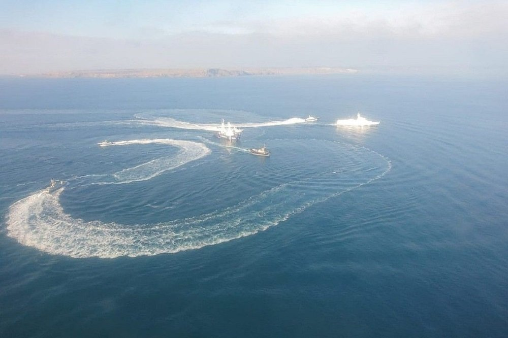 Kerch Strait Incident Resulted in Court Orders and International Criticism