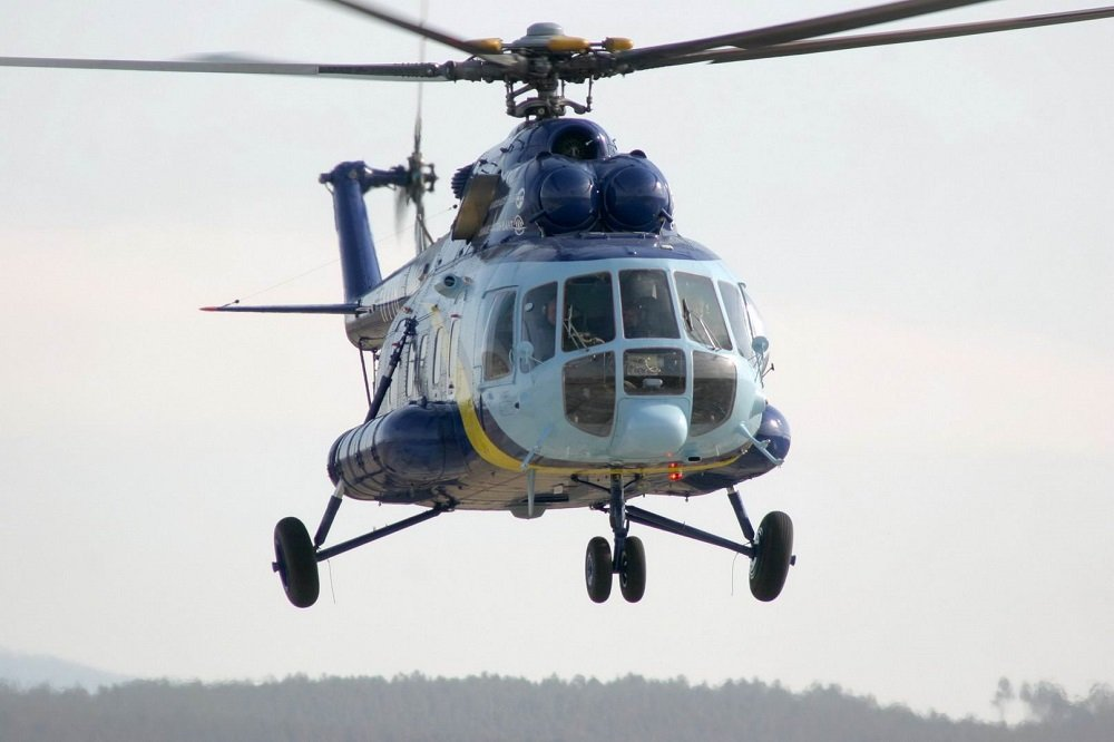 Russian Helicopters will Establish Mi-171 and Ka-32 Maintenance Centers in China