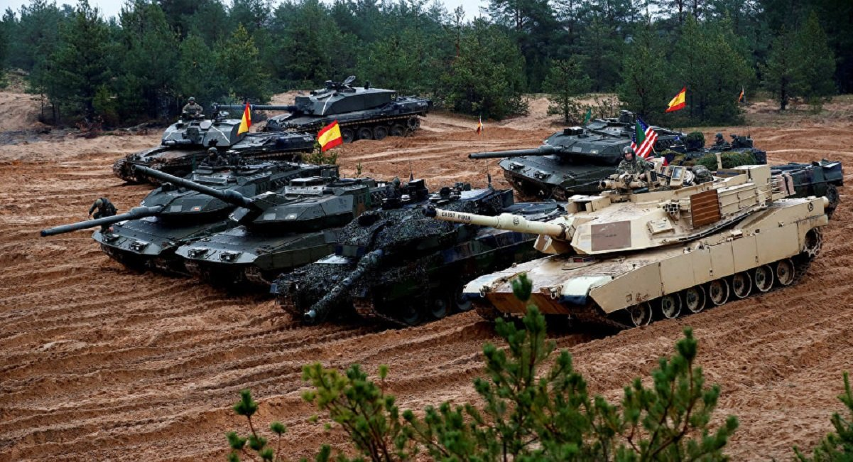 Russian Military Experts Visit NATO-led Exercises in Europe