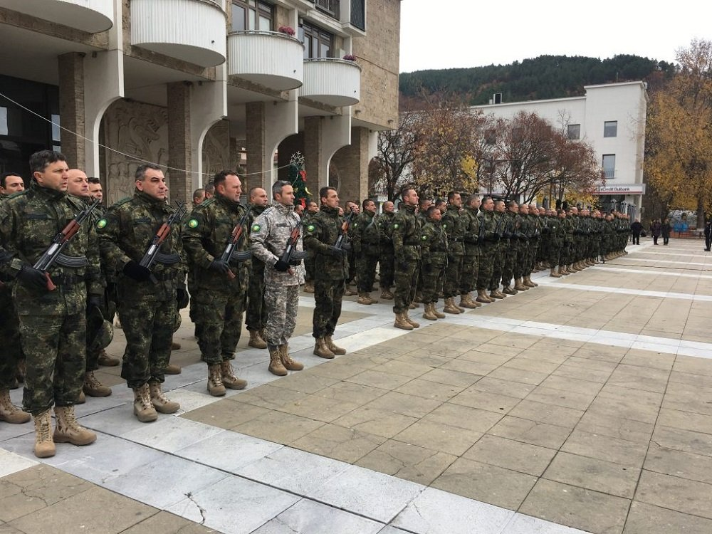 The 37th Contingent of the Bulgarian Army Left for Afghanistan to Join NATO's Resolute Support Mission