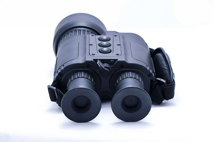 OPTIX BidentifieR - Uncooled Thermal Imaging Binocular