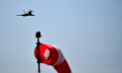 German Air Force and Hensoldt to Test a New Sensing Technology in Southern Germany