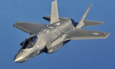 Lockheed Martin Received a $22.7 Billion F-35 Supply Contract