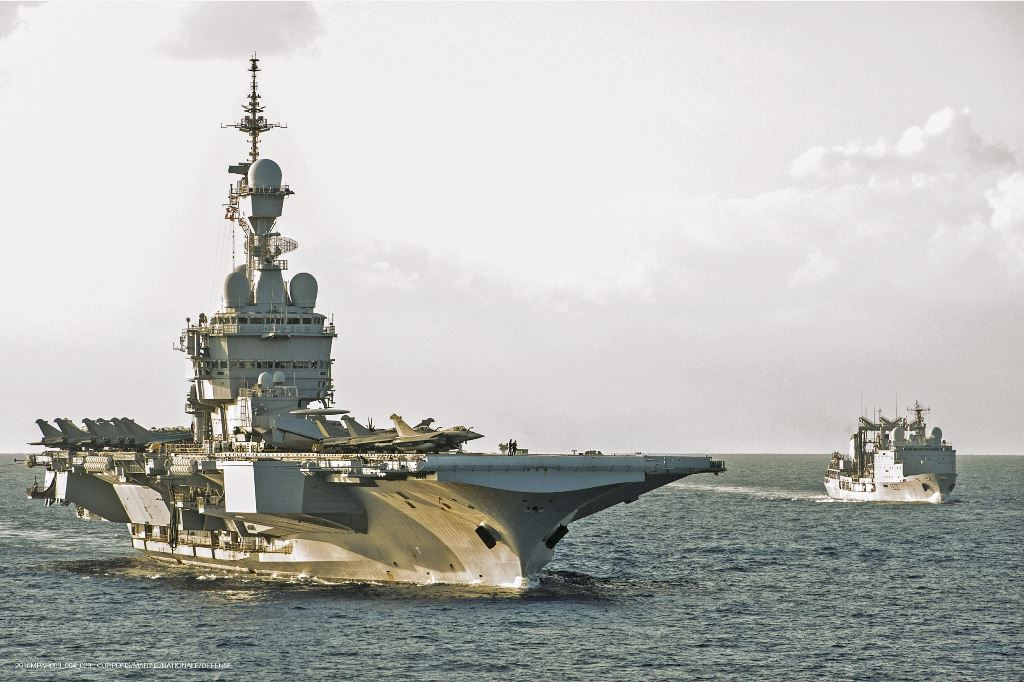 More than 60 Vessels of the French Navy Are Equipped with the RIFAN 2