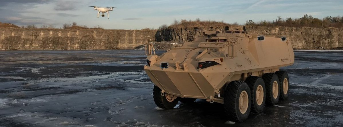 MyDefence Announced Successful Integration of Its C-UAS Sensors in Vehicle Platforms