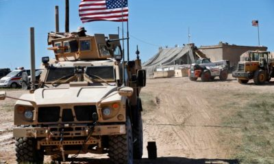 Observation Posts to Be Set Up by the US Military on Syria-Turkey Border