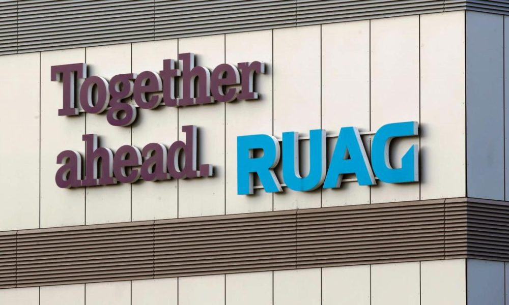RUAG and Elbit Systems to Form a Joint Venture