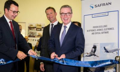 Safran Electronics & Defense Australasia with a New Facility in Botany, Australia