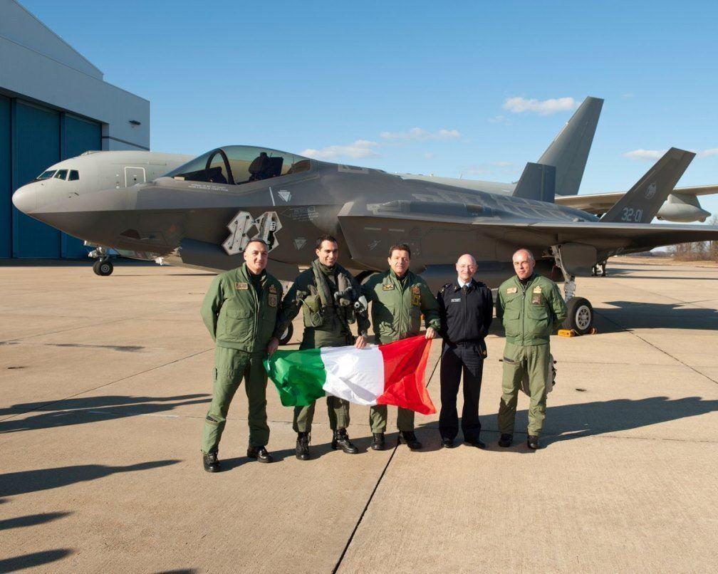 The Italian F-35 Program Will Be Slowed Down
