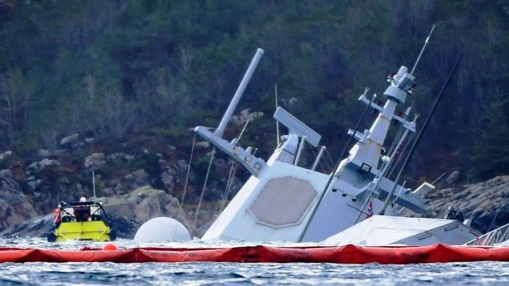 The Preliminary Report on the KNM Helge Ingstad-Sola TS Collision Is Published
