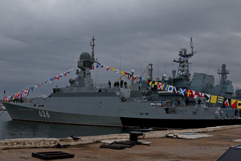 Latest Buyan-M Class Missile Corvette Enters Service with Russian Black Sea Fleet