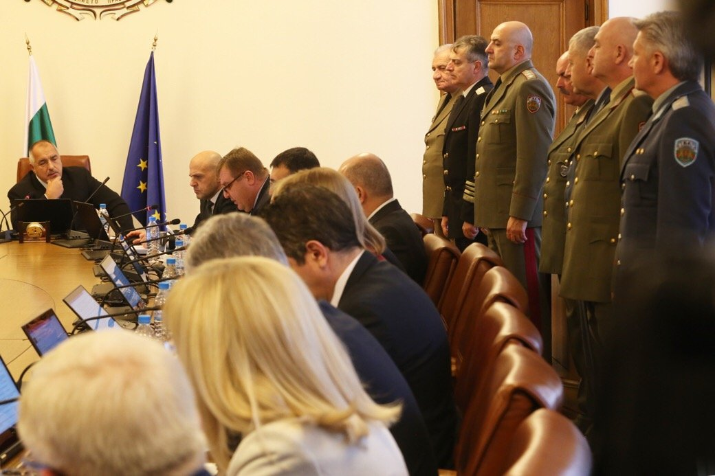Over BGN 113 Million Extra Funding Allocated for the Needs of the Bulgarian Army