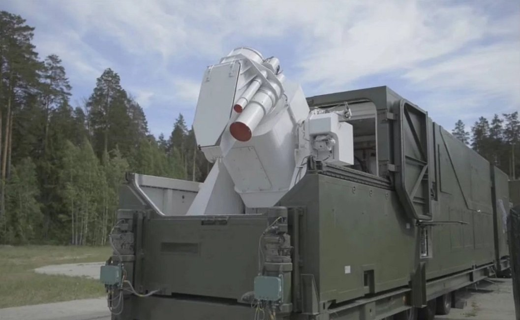 Russia's Combat Lasers Peresvet Enter Test Service with the Armed Forces