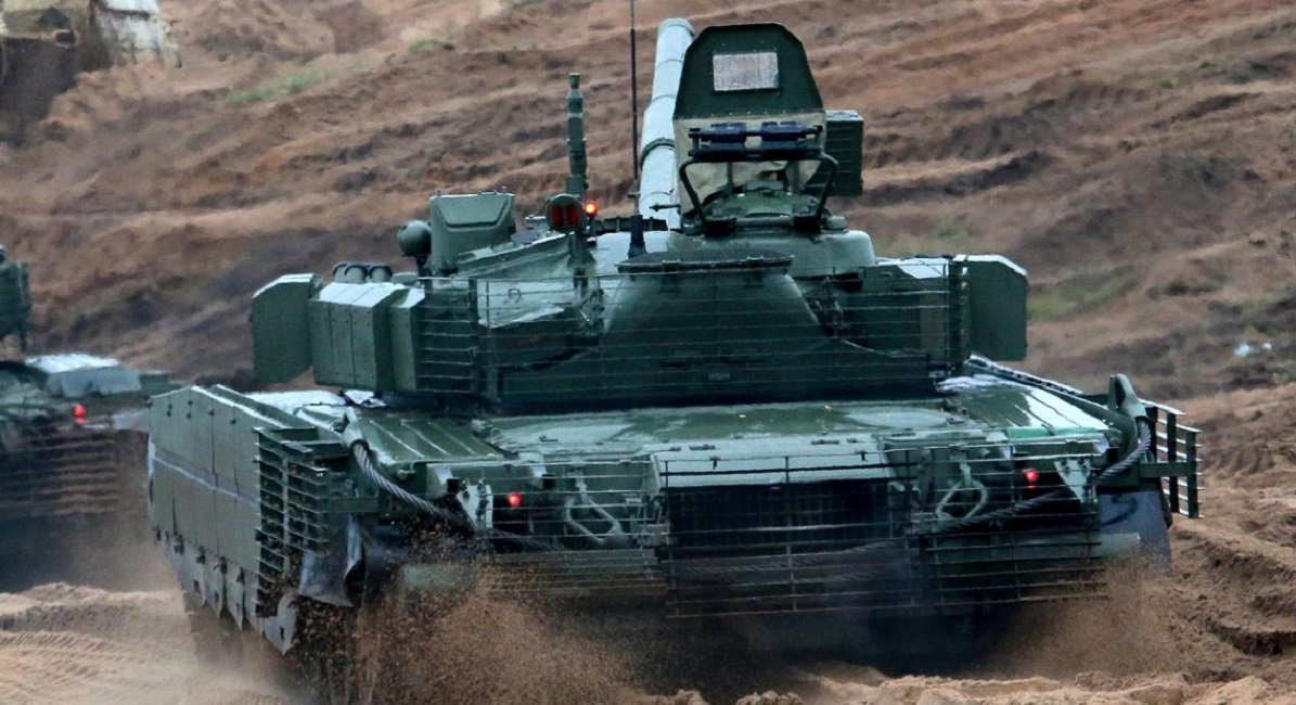 Russia's Upgraded T-80BV MBT Capable of Firing Depleted Uranium Rounds