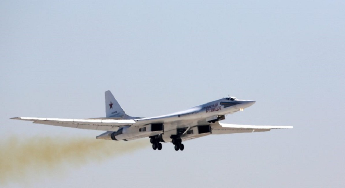 Russia Starts Production of Upgraded Tu-160