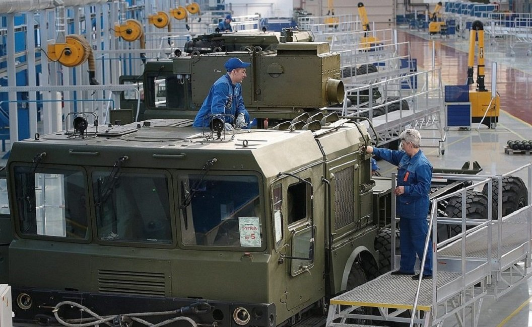 Russia has Become the Second Biggest Arms Producer in the World