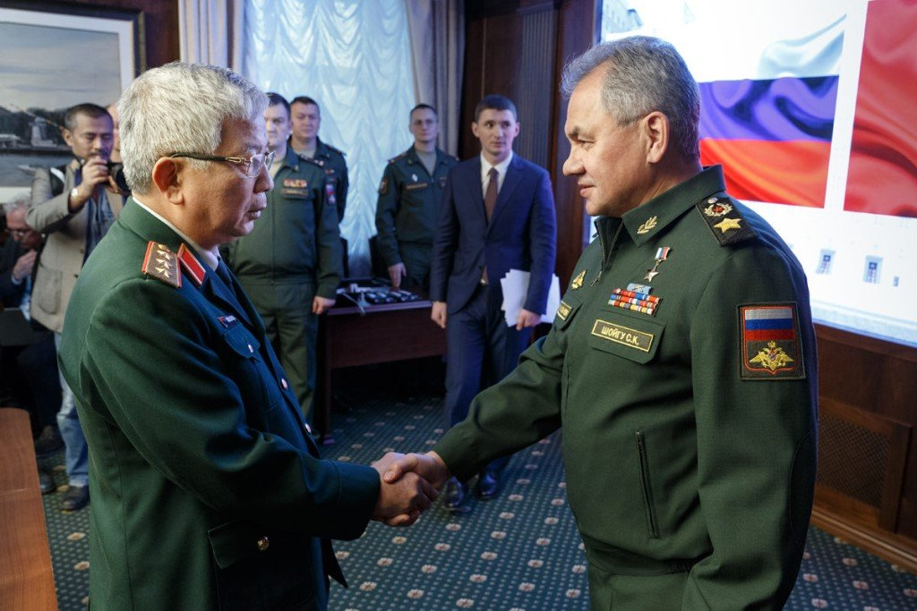 Vietnam Delegation Visited Russia to Boost Bilateral Defence Ties