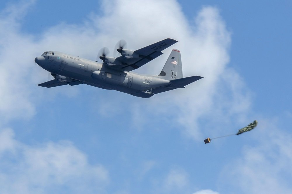 Santa's practice deliveries complete, C-130s are ready to fly