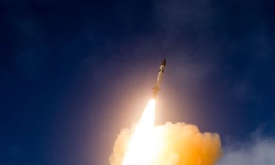 Another Successful Intercept Test of the SM-3 Block IIA Missile in Development