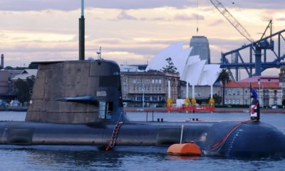 Australia Will Acquire 12 Attack Submarines from Naval Group