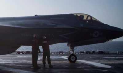 F-35 Lightning II Started IOT&E