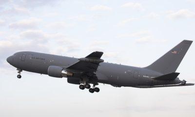 Japan Is to Receive a Second KC-46 Tanker from Boeing