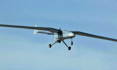 Leonardo's Falco EVO RPAS Is Part of the Surveillance Research Programme of Frontex