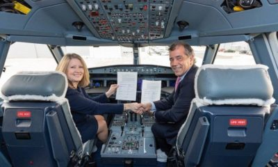 Lockheed Martin and Airbus Signed an Aerial Refuelling MOA