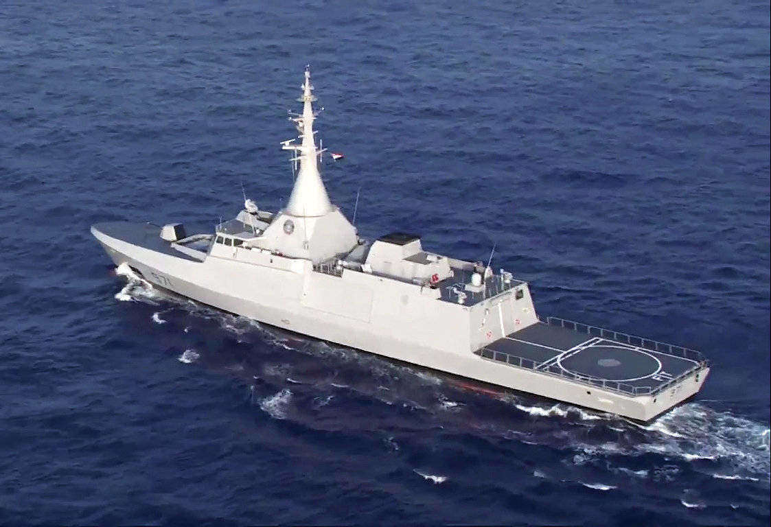 naval-group-opened-a-subsidiary-in-egypt