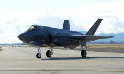 RAAF Base Williamtown Welcomed Home Australia's First Locally-Based F-35s
